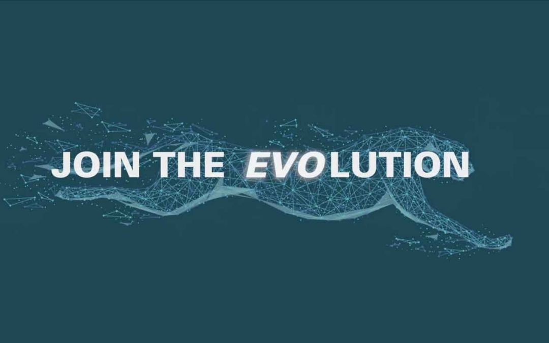 Join the EVOlution by YXLON International GmbH